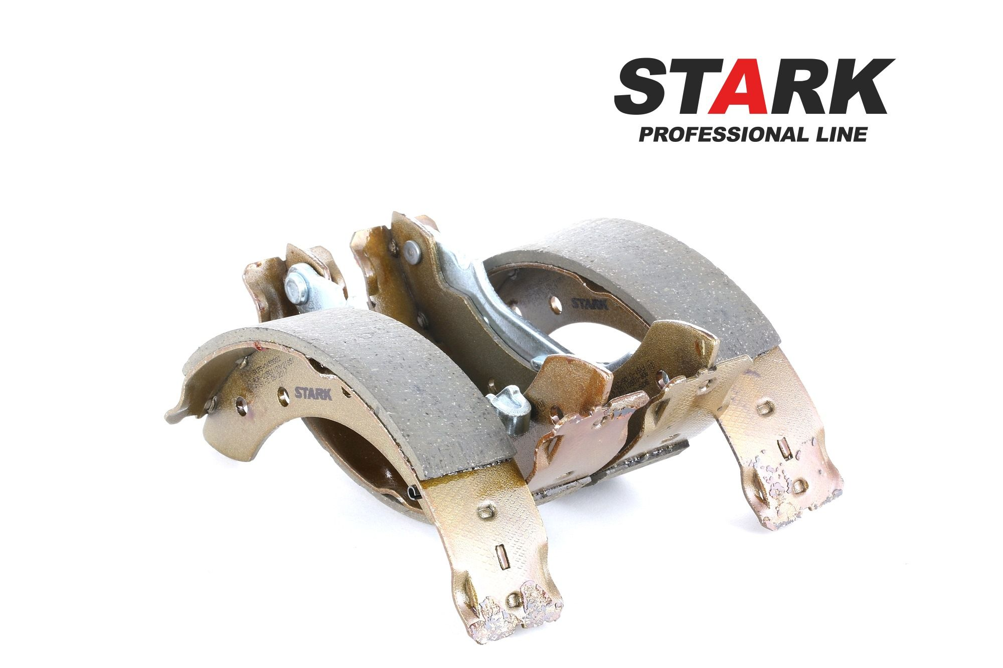 STARK: Original Bremsklötze für Trommelbremse SKBS-0450002 (Breite: 38mm)