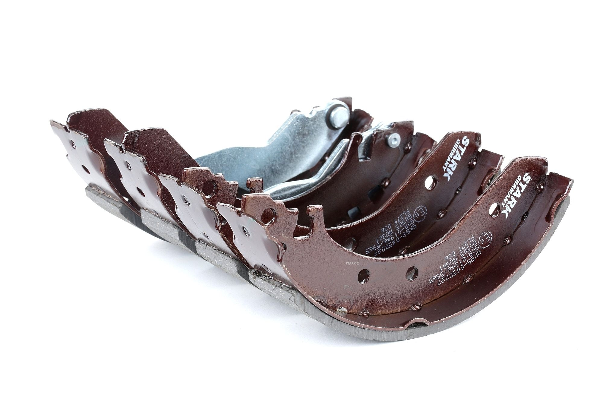 STARK: Original Bremsbacken für Trommelbremse SKBS-0450027 (Breite: 38mm)