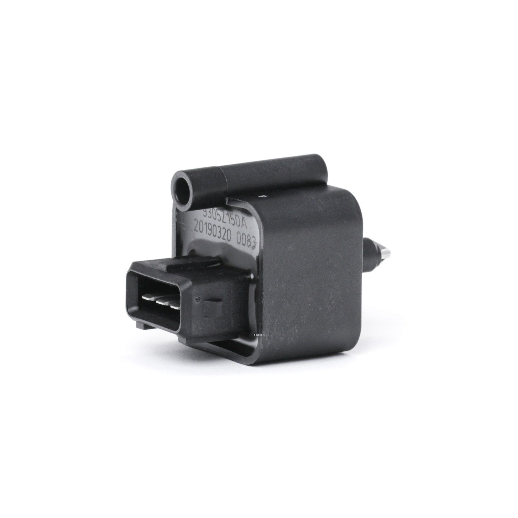 Pieces d'origine: Sonde de température, liquide de refroidissement DELPHI 9305-150A () - Achetez tout de suite!