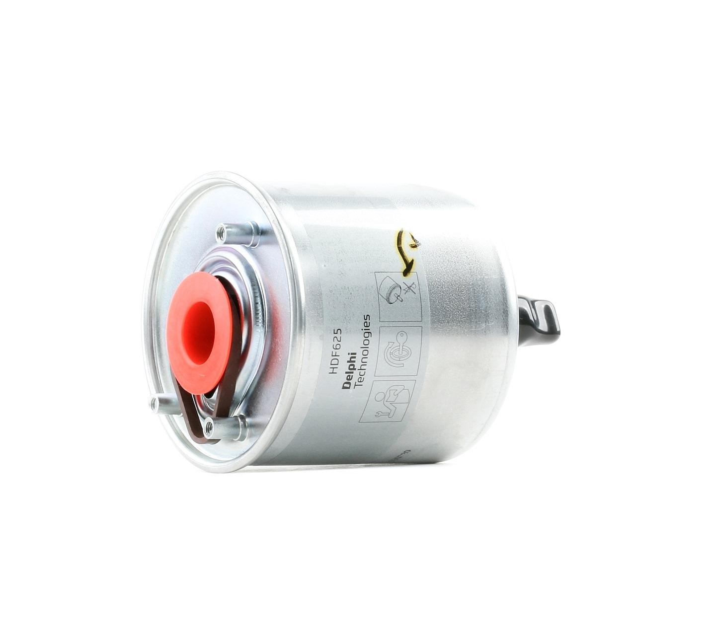 ISUZU Filtre à carburant d'Origine HDF625