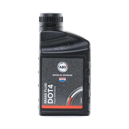 A.B.S. DOT4, ABS, DOT 4 Brake Fluid 0,5l 7500