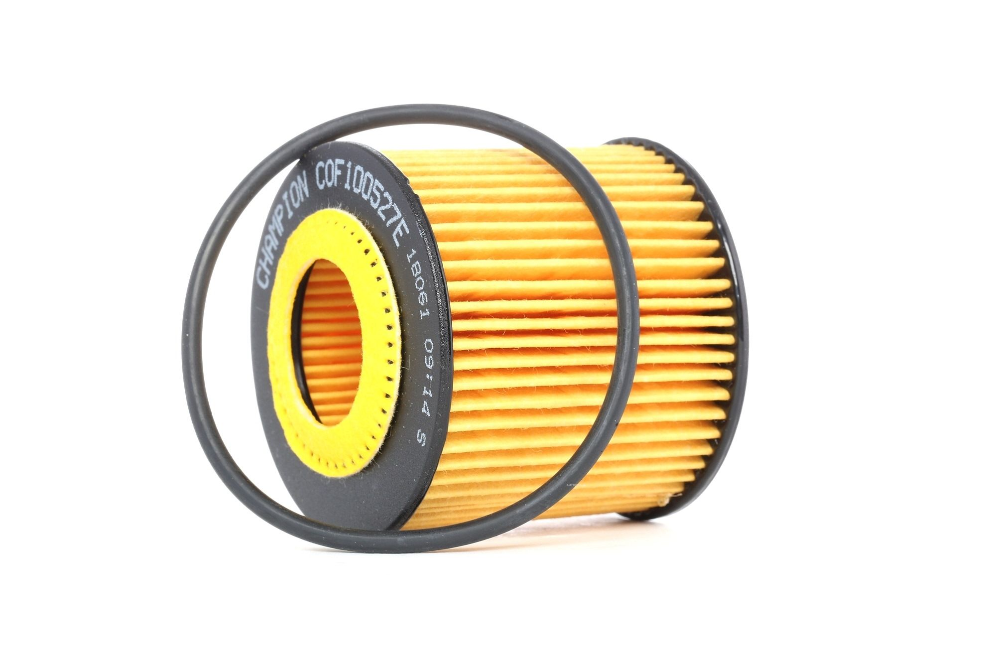 COF100527E CHAMPION EON TITAN Filtereinsatz Innendurchmesser: 33mm, Innendurchmesser 2: 27mm, Ø: 64mm, Höhe: 62mm Ölfilter COF100527E günstig kaufen