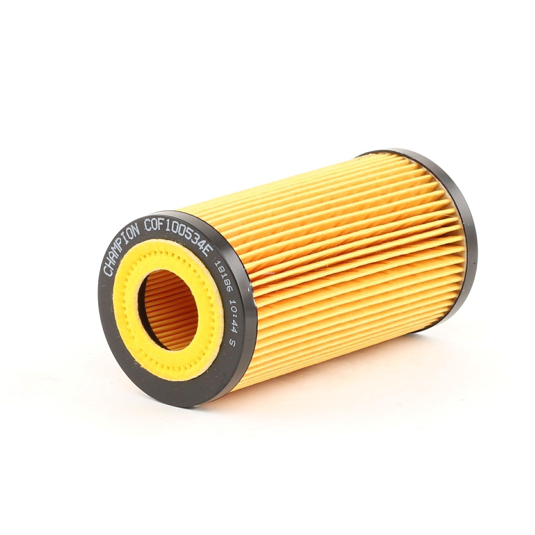 Motorölfilter CHAMPION COF100534E