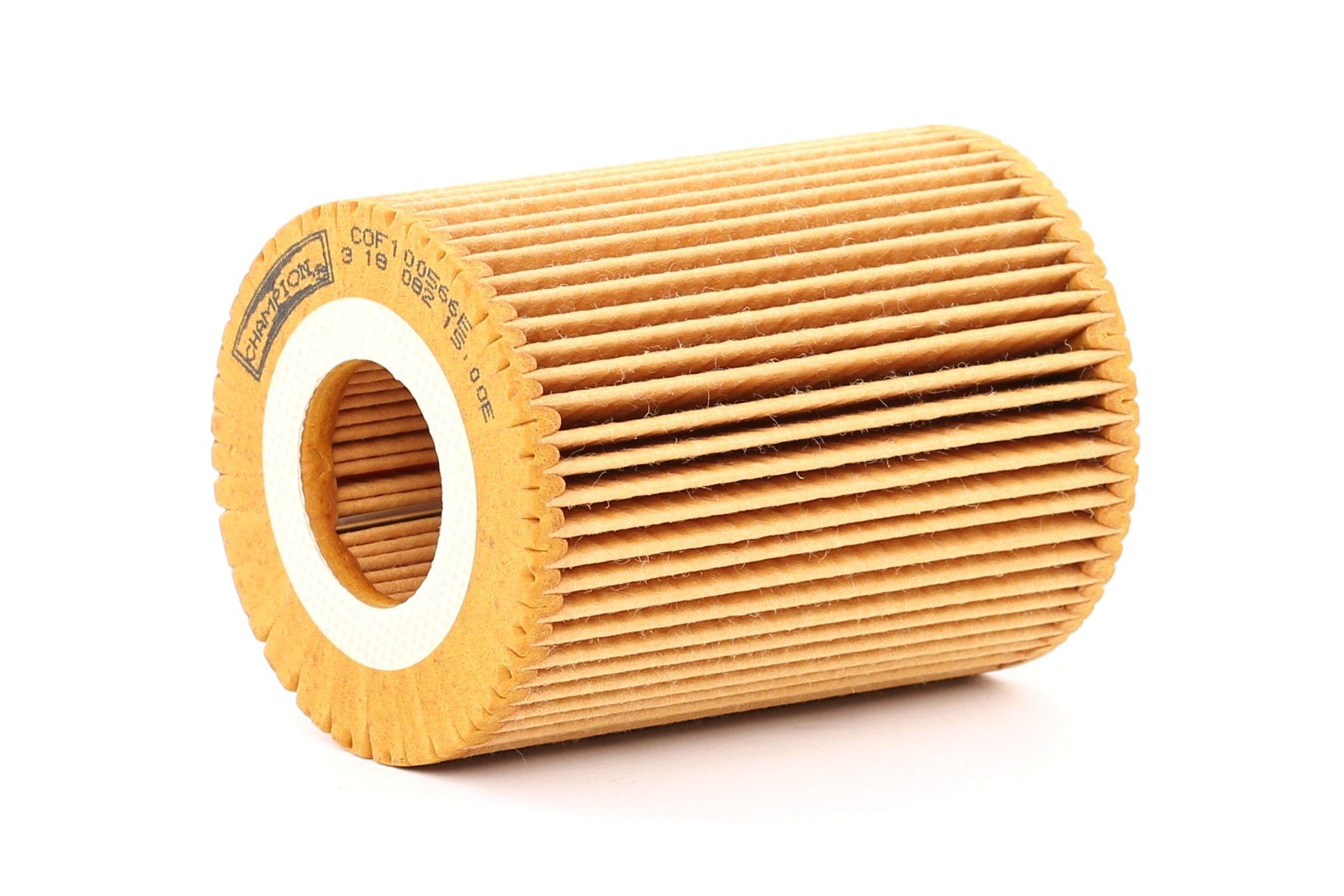 COF100566E CHAMPION EON TITAN Filtereinsatz Innendurchmesser: 30mm, Ø: 72mm, Höhe: 95mm Ölfilter COF100566E günstig kaufen