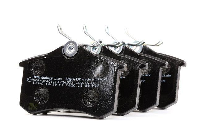 Bremsbelagsatz, Scheibenbremse 822-100-0 — aktuelle Top OE 1H0 698 451 B Ersatzteile-Angebote