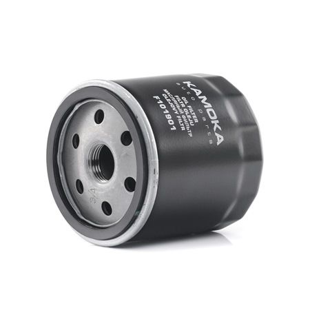 Oil filter F101901 with an exceptional KAMOKA price-performance ratio