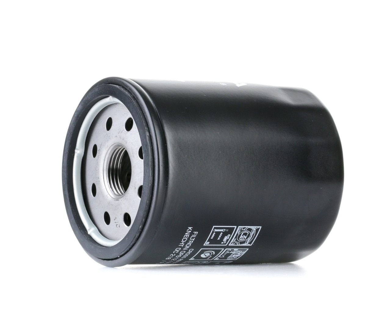 F103901 KAMOKA Anschraubfilter, mit einem Rücklaufsperrventil Ø: 65mm, Höhe: 87mm Ölfilter F103901 günstig kaufen
