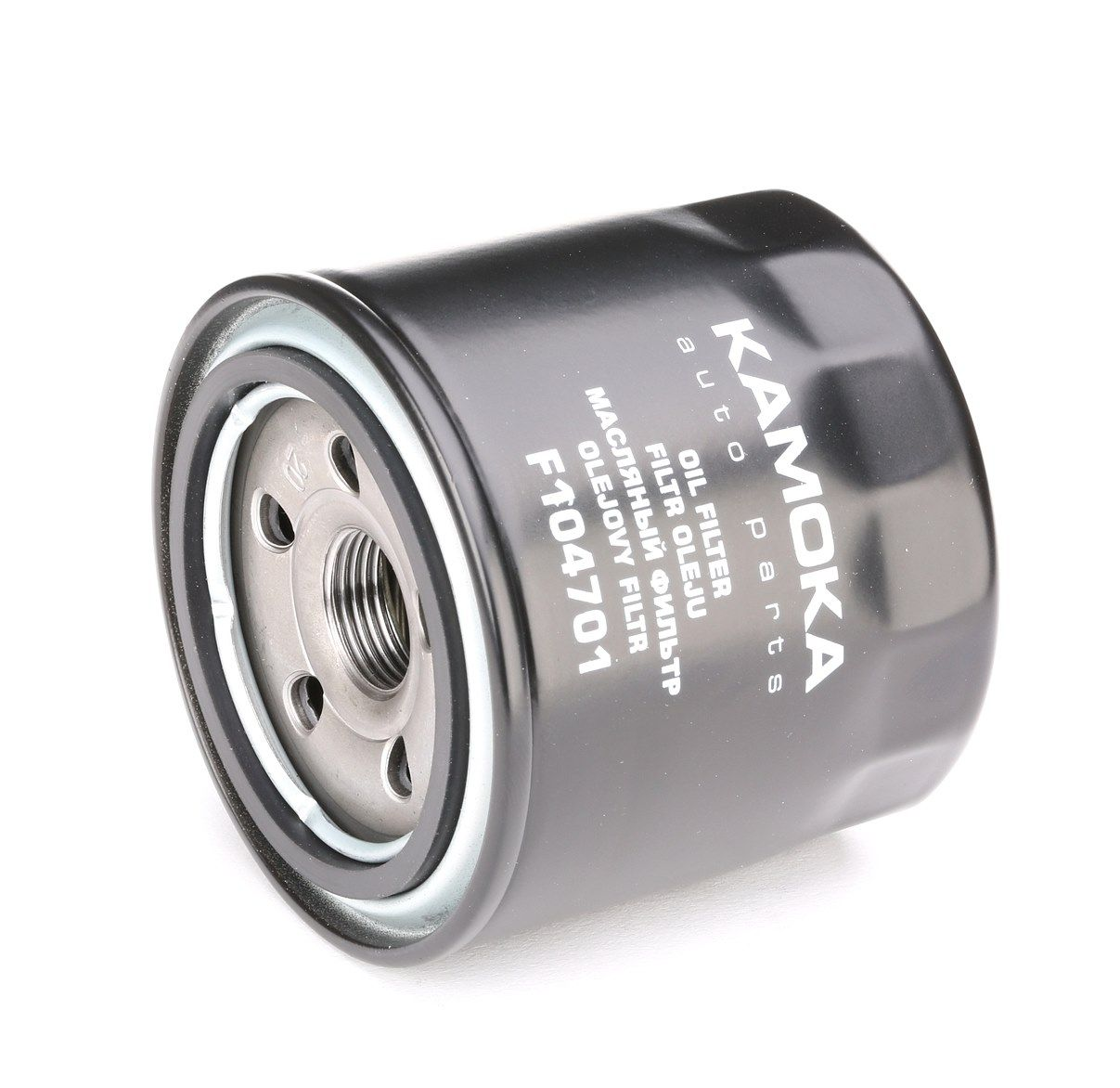 KAMOKA: Original Kfz-Filter F104701 (Ø: 82mm, Höhe: 75mm)