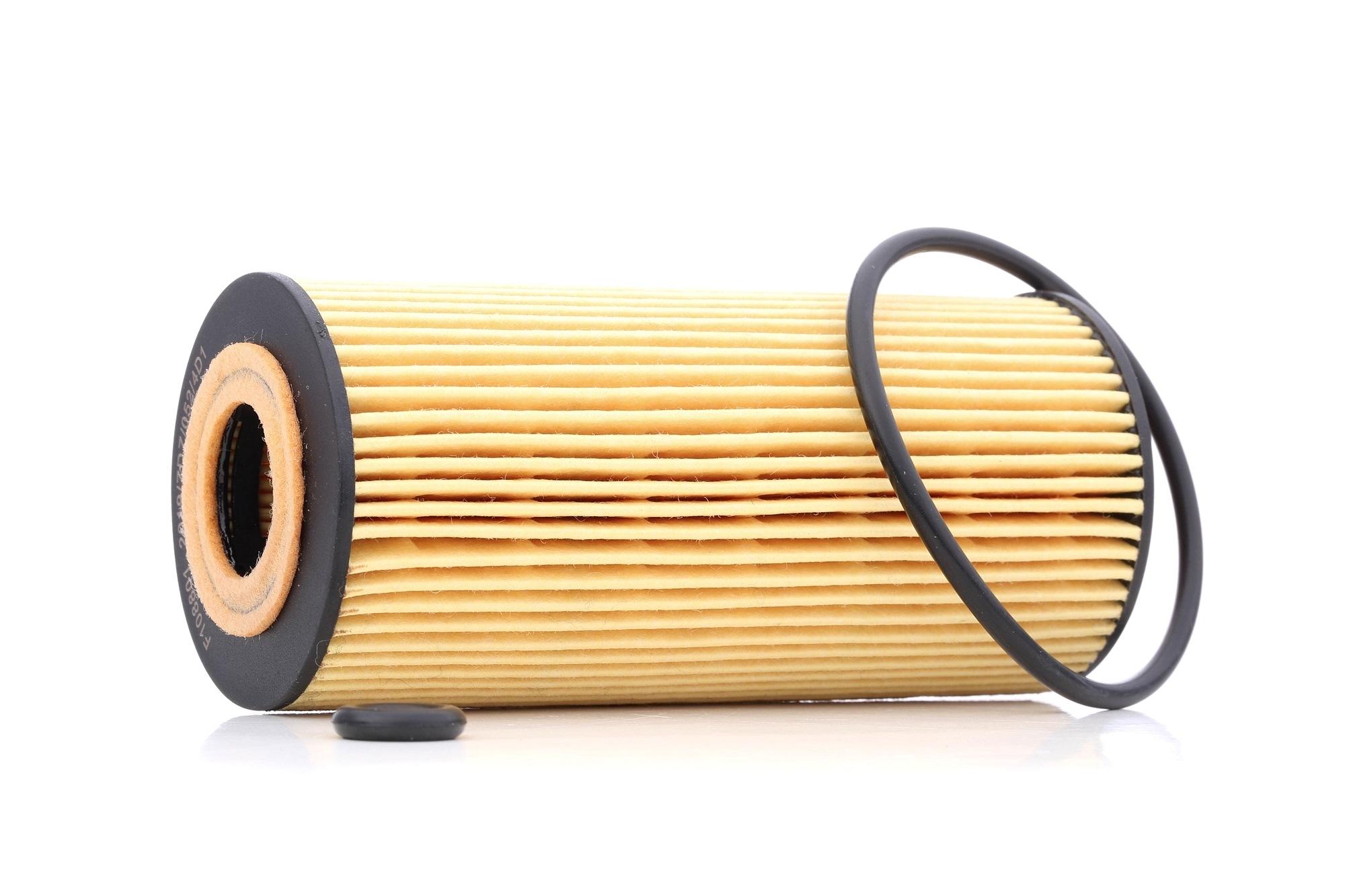 F108801 KAMOKA Filtereinsatz Innendurchmesser 2: 21mm, Innendurchmesser 2: 21mm, Ø: 52mm, Höhe: 116mm Ölfilter F108801 günstig kaufen
