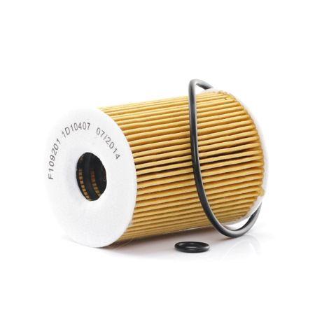 F109201 KAMOKA Filtereinsatz Innendurchmesser: 21mm, Ø: 65mm, Höhe: 83mm Ölfilter F109201 günstig kaufen