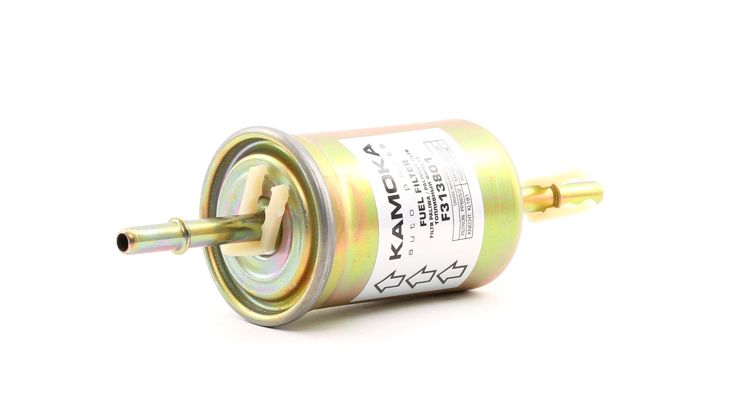F313801 KAMOKA Kraftstofffilter - online kaufen