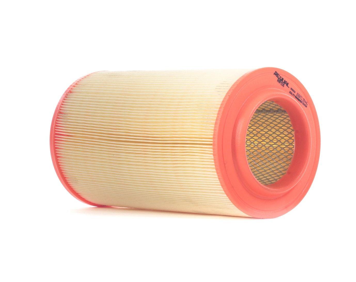 Origine Filtre à air PURFLUX A1276 (Hauteur: 300mm)