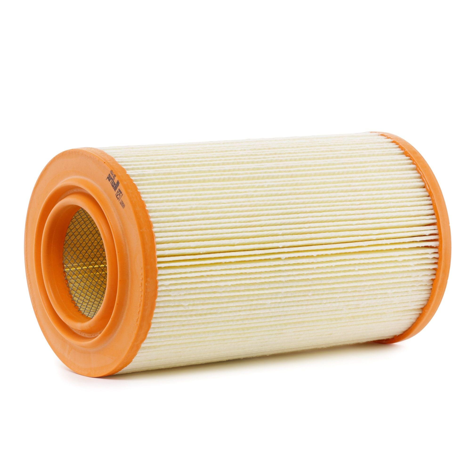 Origine Filtre à air PURFLUX A251 (Hauteur: 285mm)