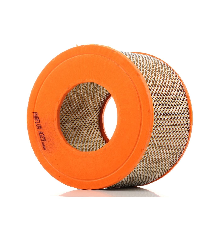 Zracni filter A329 z izjemnim razmerjem med PURFLUX ceno in zmogljivostjo