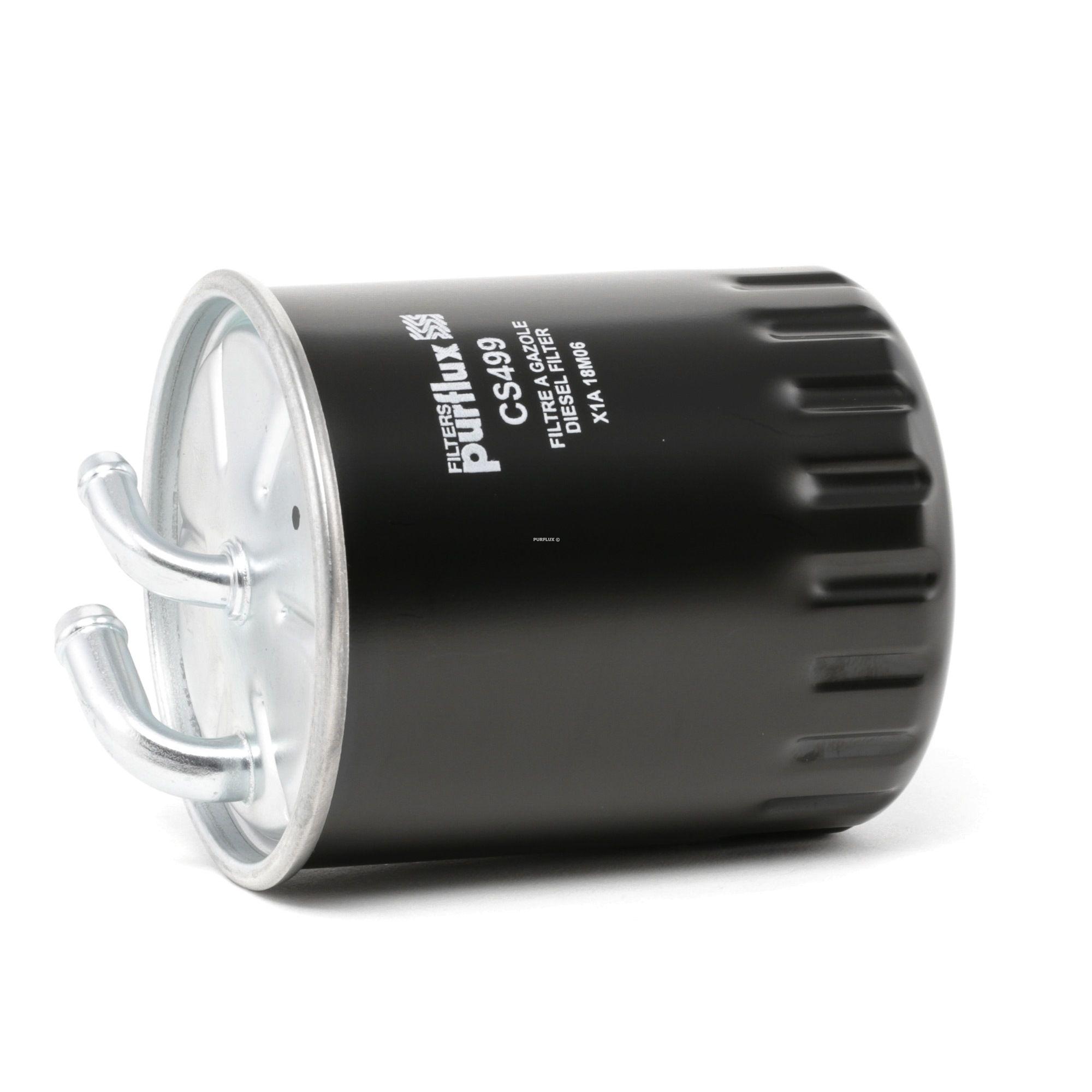 PURFLUX: Original Kraftstofffilter CS499 (Höhe: 118mm)
