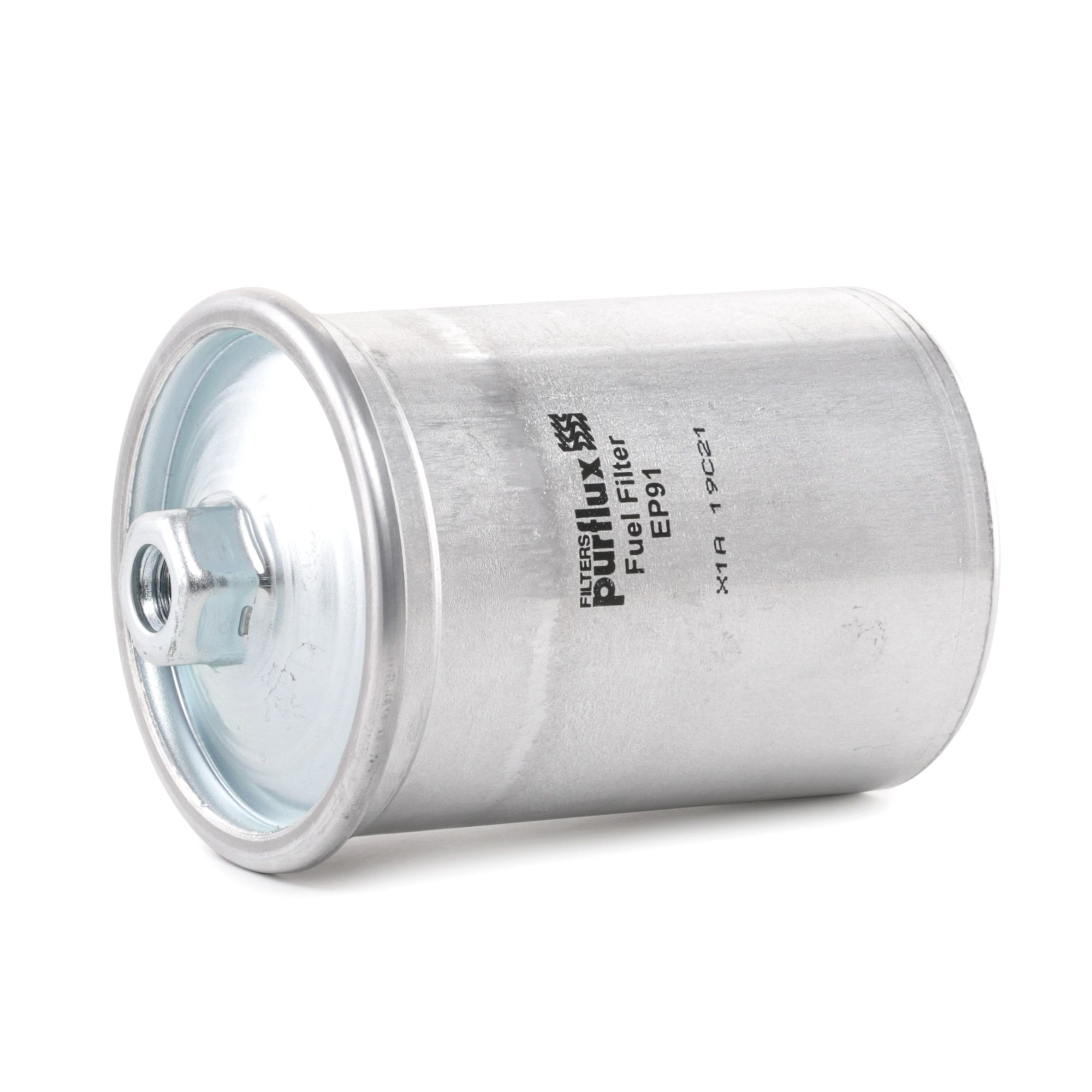 PURFLUX: Original Dieselfilter EP91 (Höhe: 130mm)