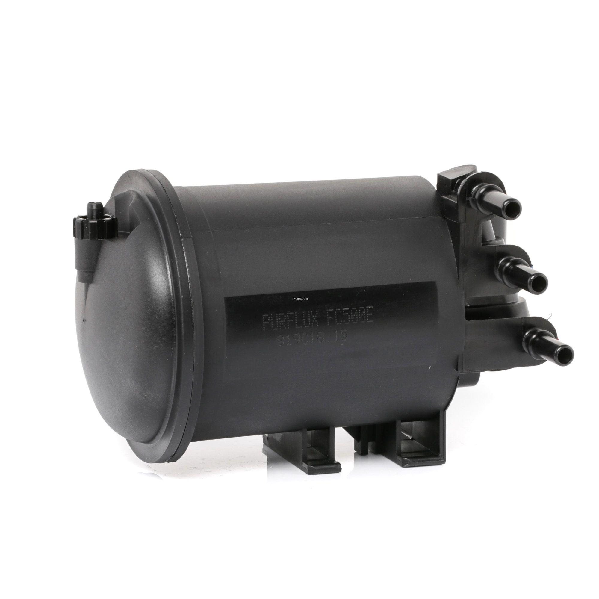Origine Filtre à carburant PURFLUX FC500E (Hauteur: 166mm)