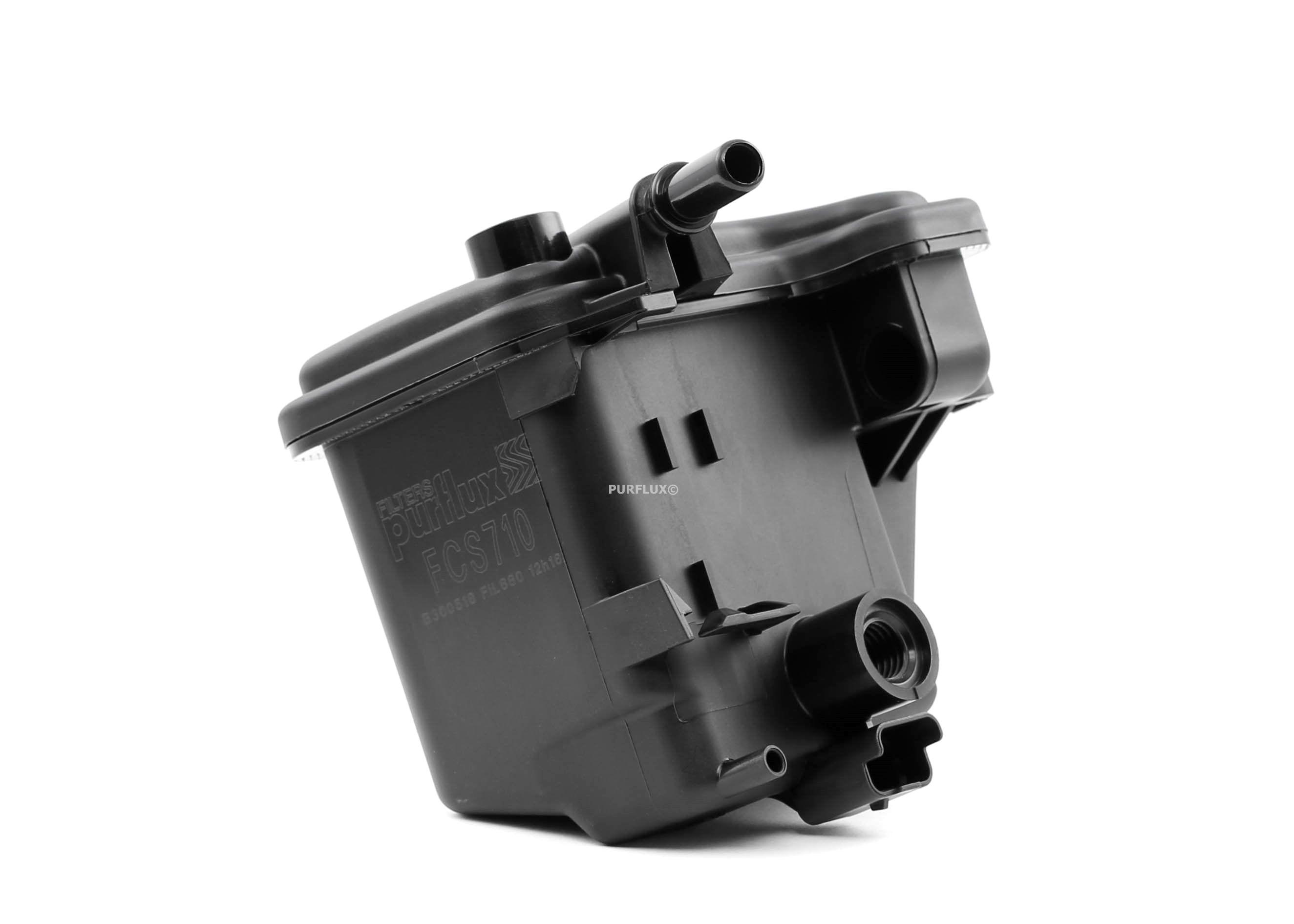 FCS710 PURFLUX Höhe: 121mm Kraftstofffilter FCS710 günstig kaufen