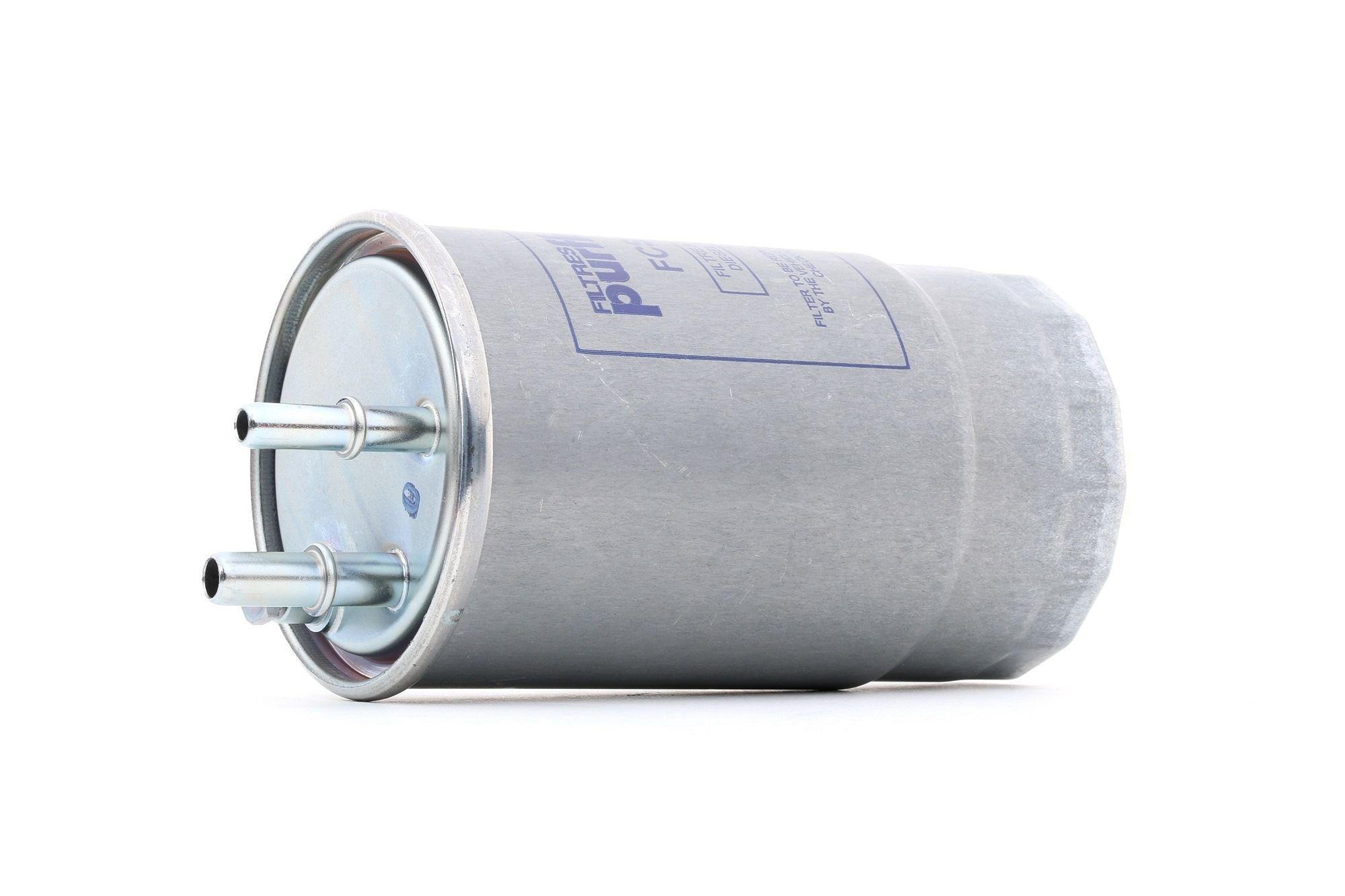 Achetez Filtre à carburant PURFLUX FCS722 (Hauteur: 206mm) à un rapport qualité-prix exceptionnel