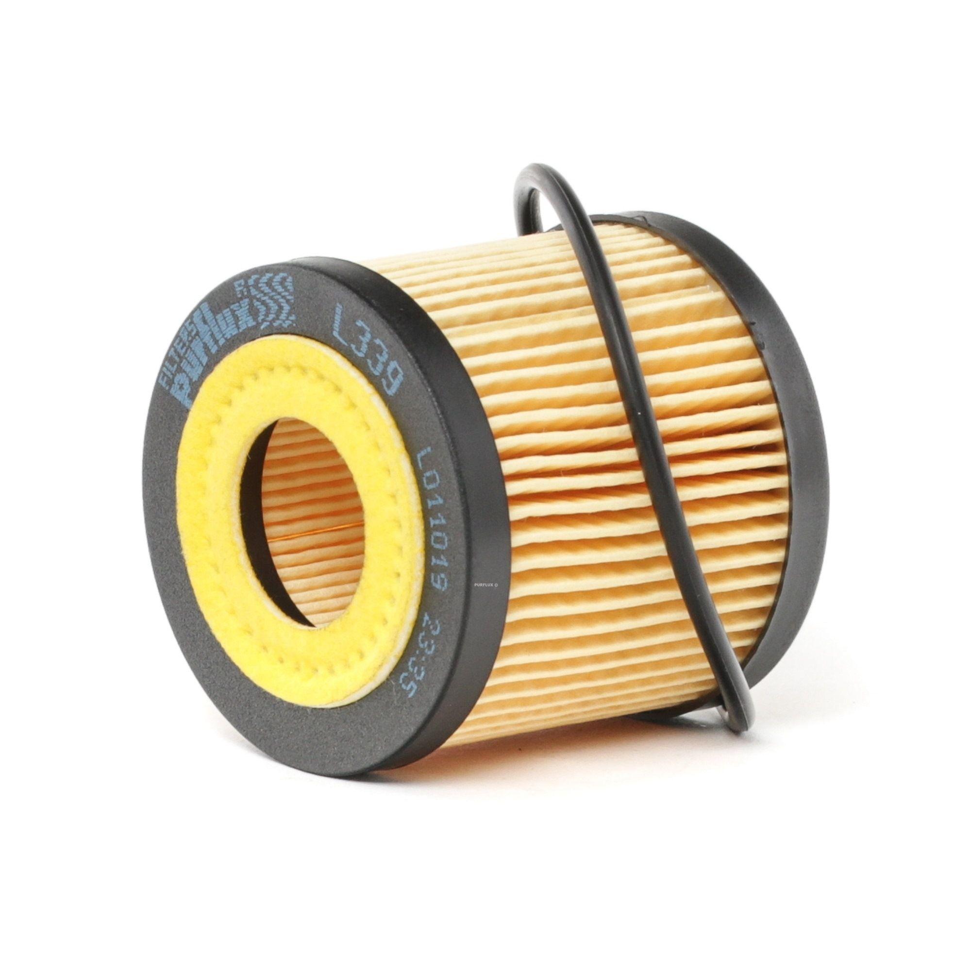 Achetez Filtre à huile PURFLUX L339 (Diamètre intérieur: 31mm, Ø: 64mm, Hauteur: 62mm) à un rapport qualité-prix exceptionnel