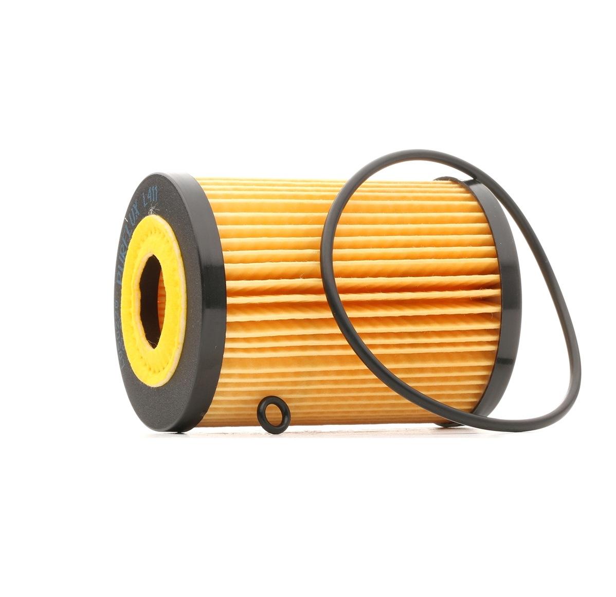 Origine Filtre à huile PURFLUX L411 (Diamètre intérieur: 32mm, Ø: 72mm, Hauteur: 95mm)
