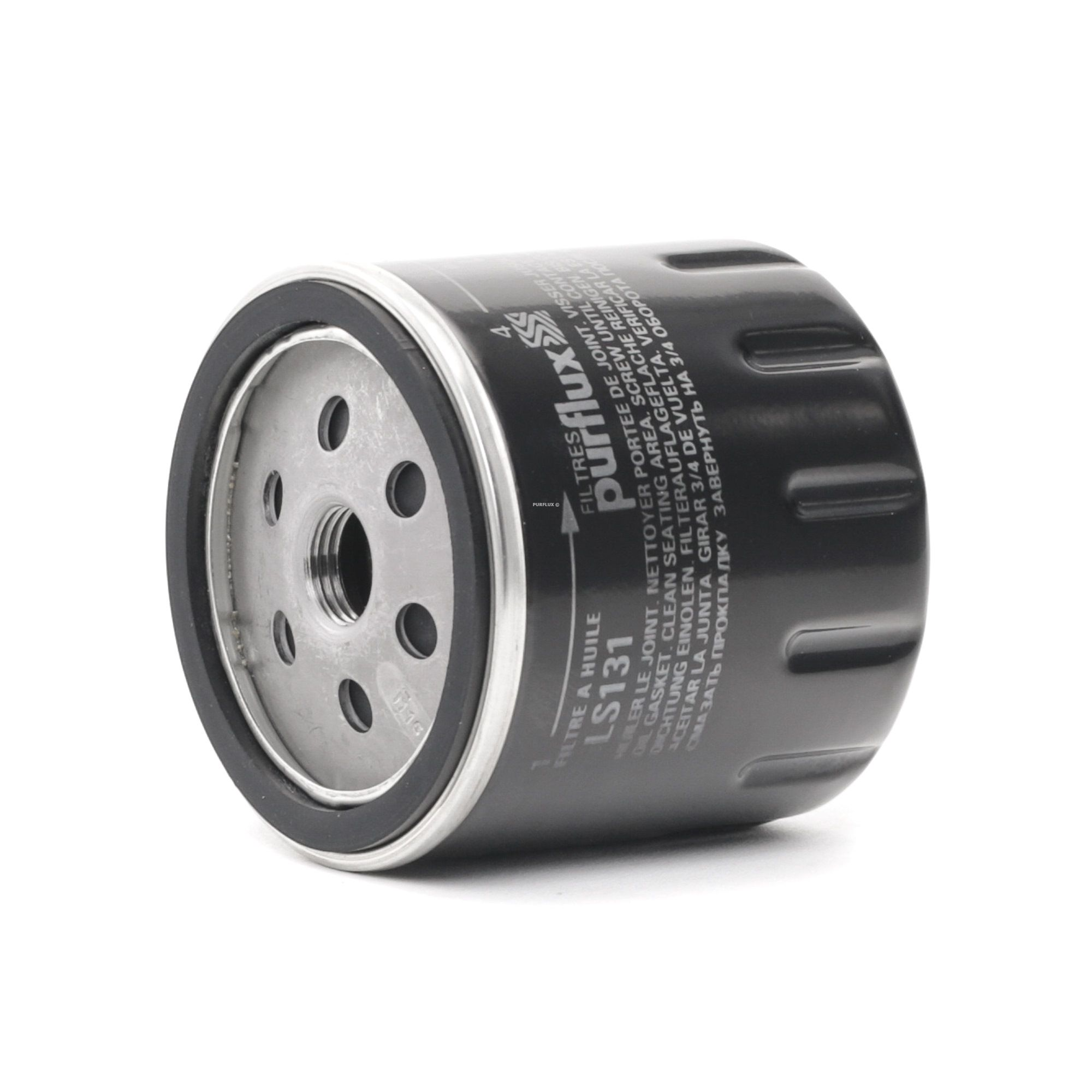 Origine Filtre PURFLUX LS131 (Ø: 76mm, Hauteur: 74mm)