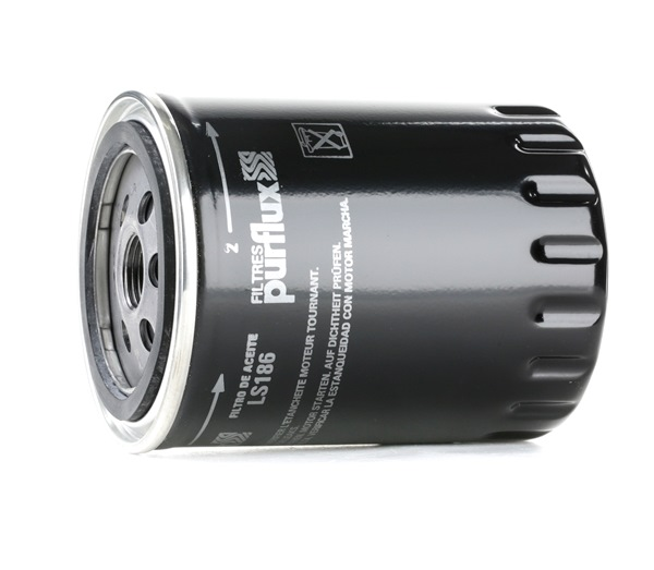 PURFLUX LS186 (Ø: 86mm, Hauteur: 119mm) : Filtre à huile VW Iltis (183) 1987