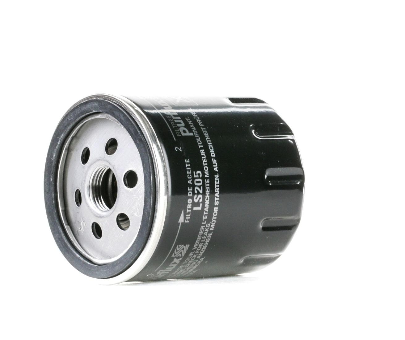 Pieces d'origine: Filtre à huile PURFLUX LS205 (Ø: 76mm, Hauteur: 85mm) - Achetez tout de suite!