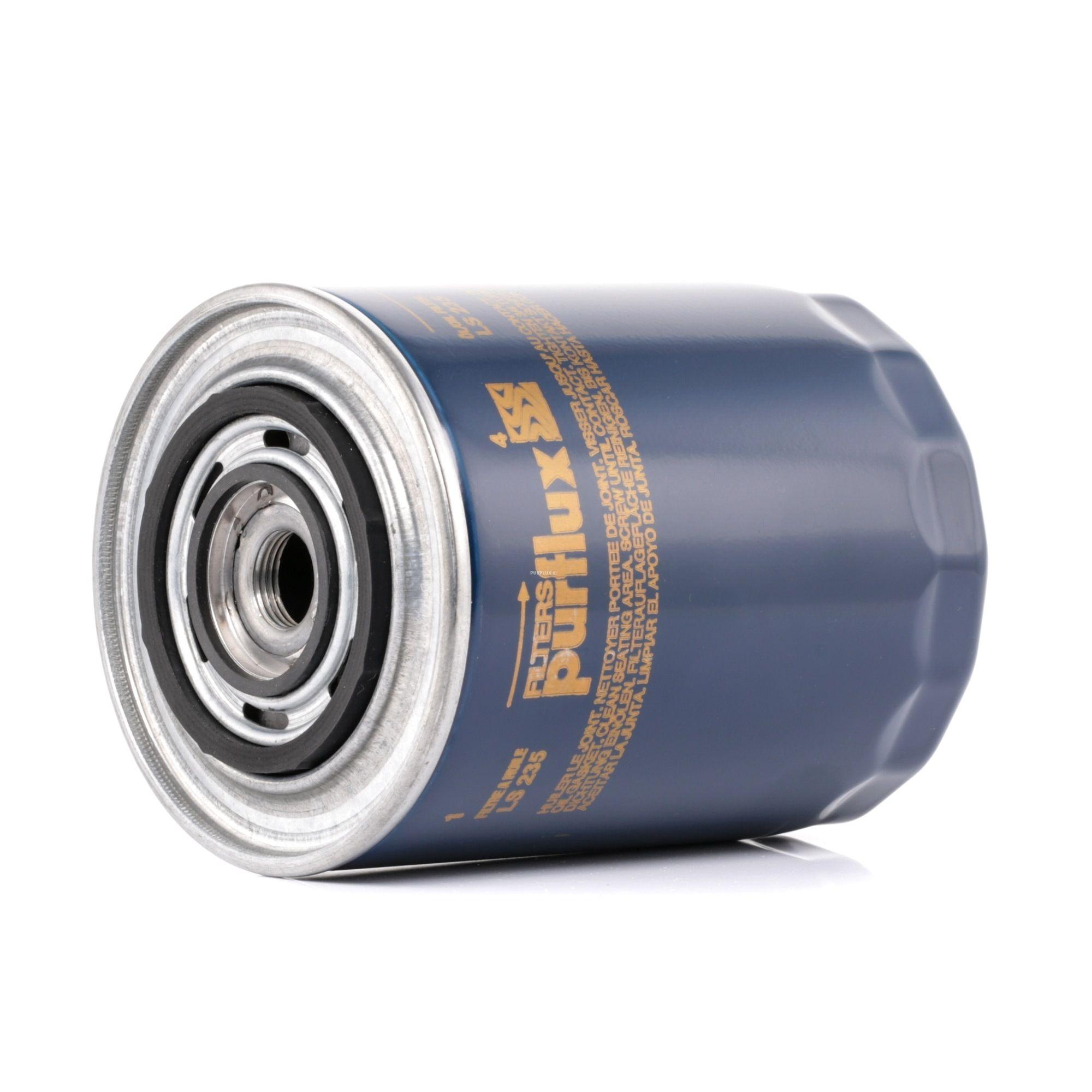 Acheter Filtre à huile Ø: 107mm, Hauteur: 143mm PURFLUX LS235 à tout moment