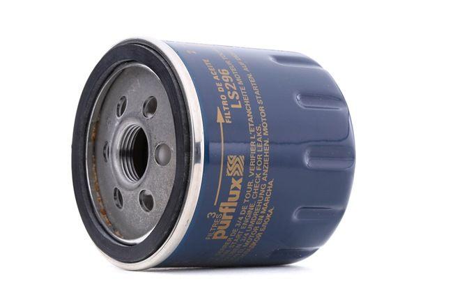 PURFLUX Filtro olio LS296