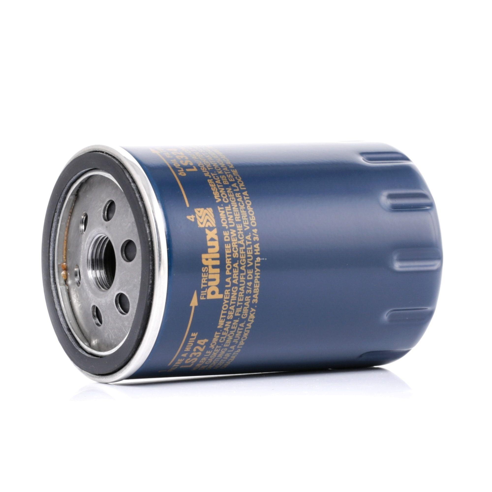 Achetez Filtre à huile PURFLUX LS324 (Ø: 76mm, Hauteur: 122mm) à un rapport qualité-prix exceptionnel