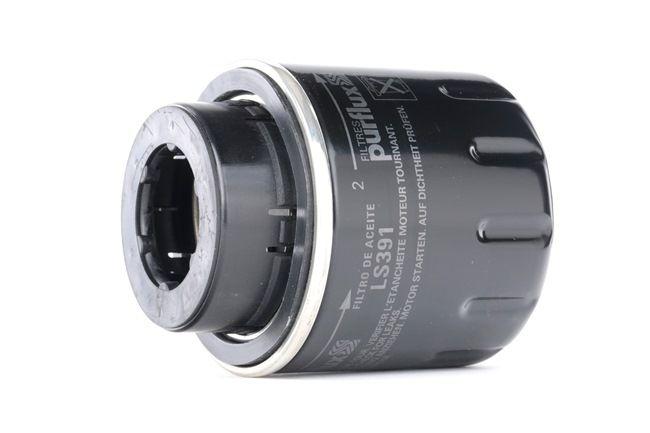 Origine Filtre à huile PURFLUX LS391 (Ø: 76mm, Hauteur: 93mm)