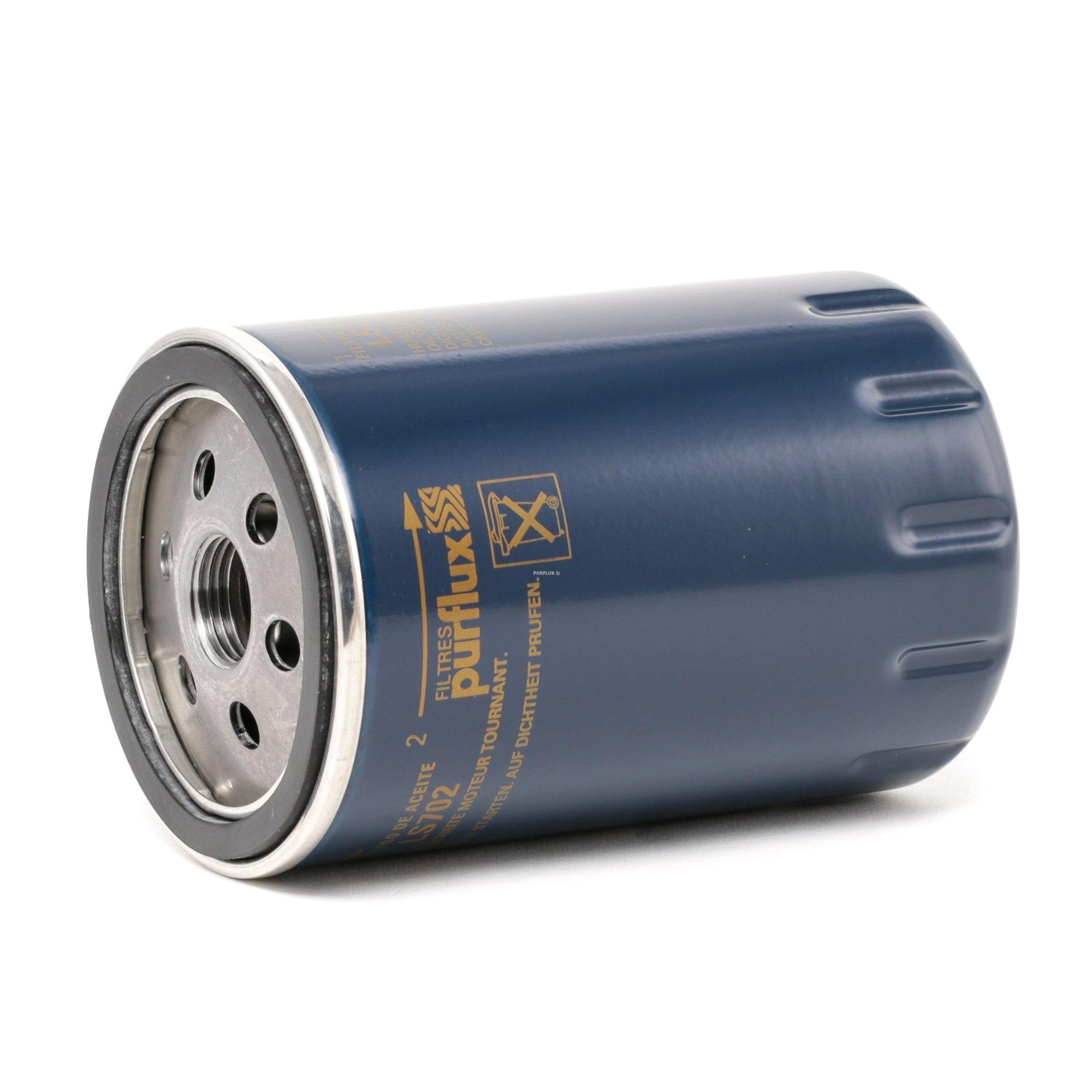 Achetez Filtre à huile PURFLUX LS702 (Ø: 76mm, Hauteur: 119mm) à un rapport qualité-prix exceptionnel