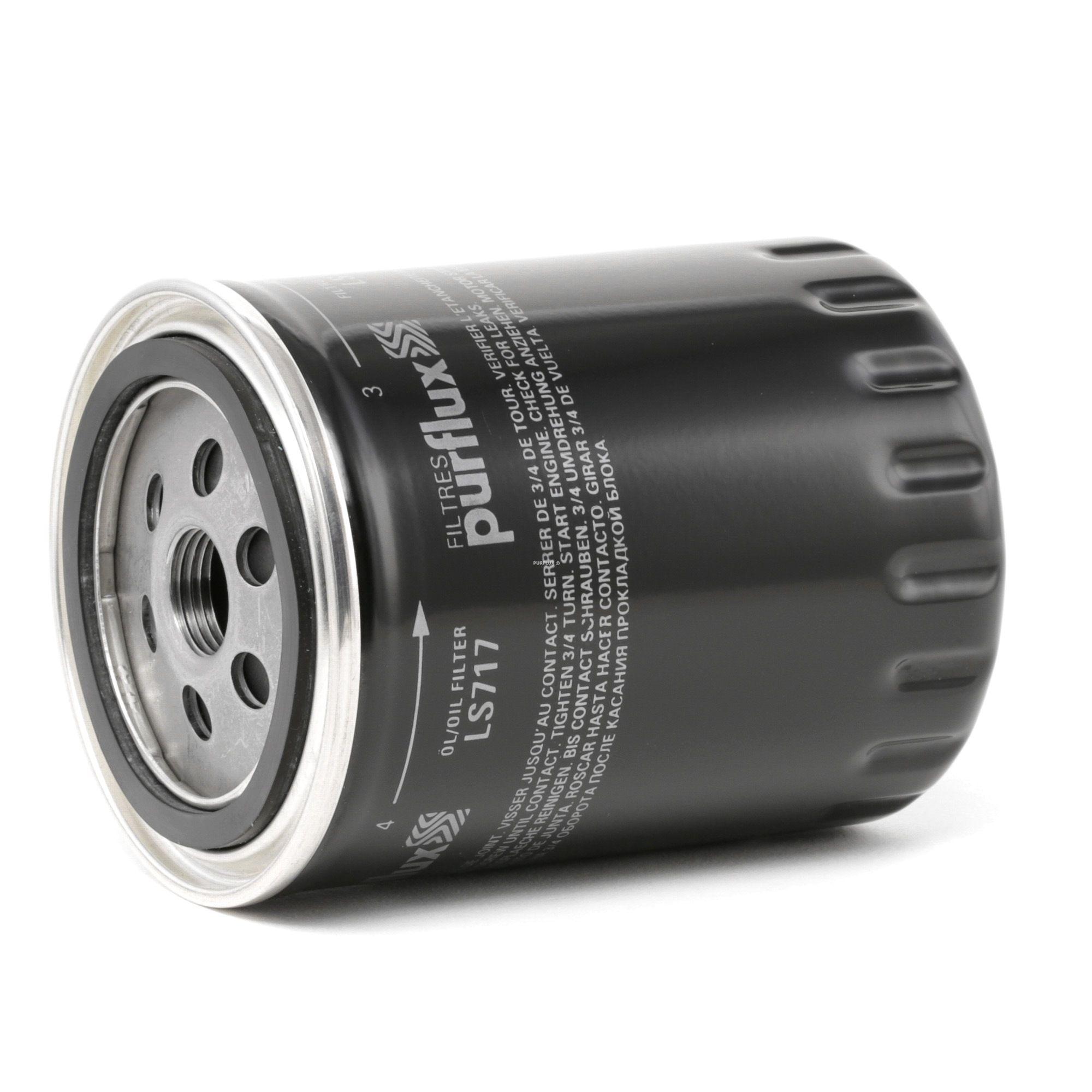 Origine Filtre à huile PURFLUX LS717 (Ø: 86mm, Hauteur: 119mm)