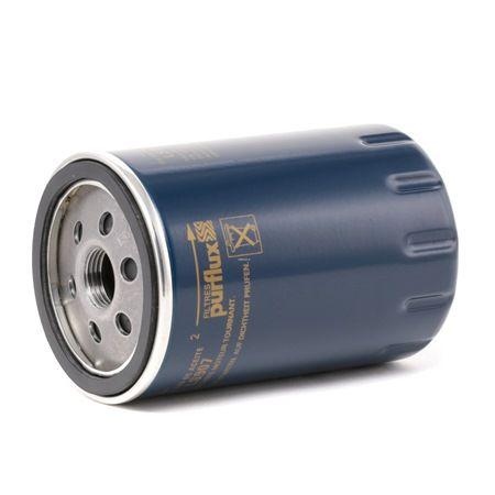 PURFLUX: Original Ölfilter LS907 (Ø: 76mm, Höhe: 119mm)