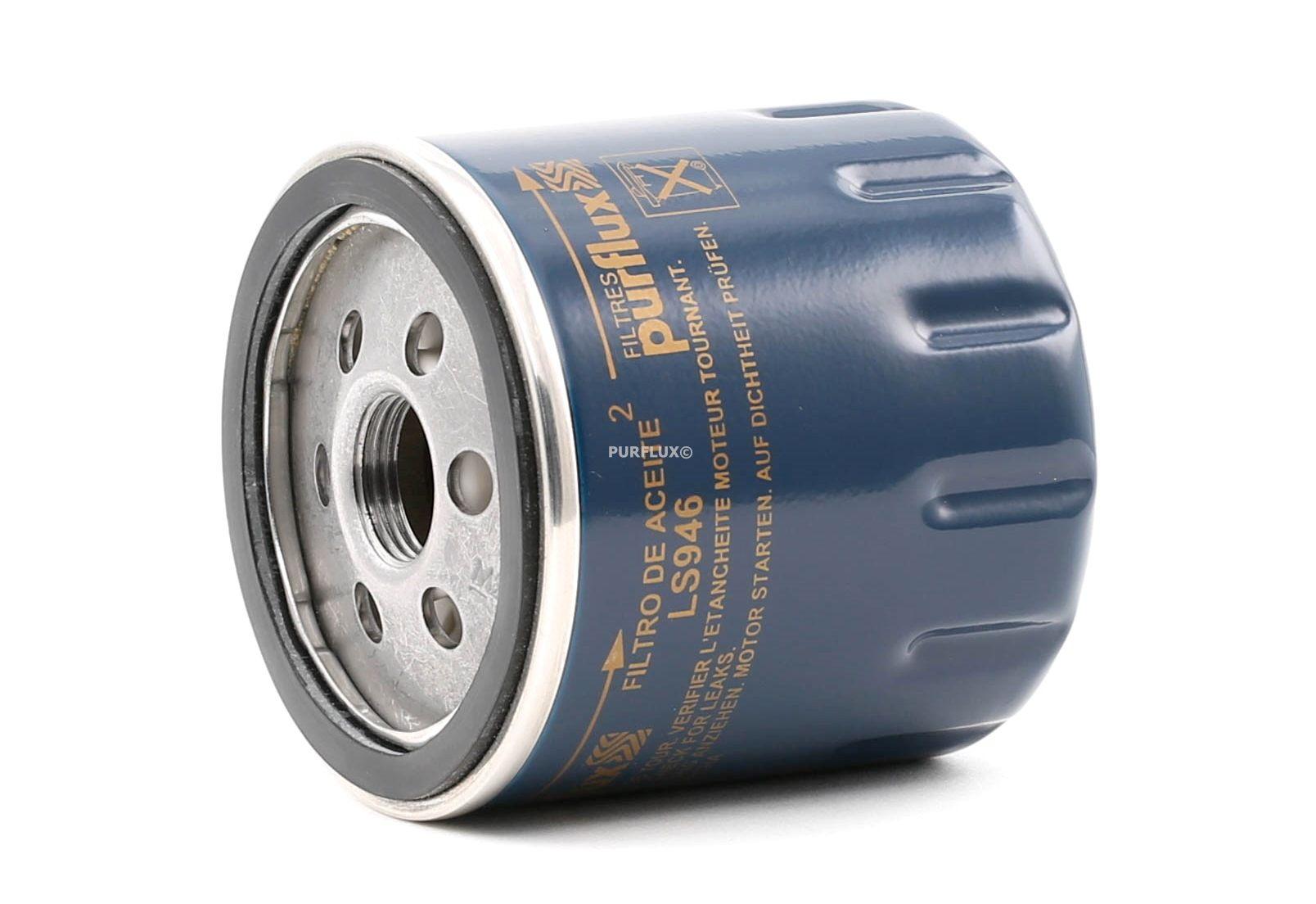 Buy original Oil filter PURFLUX LS946