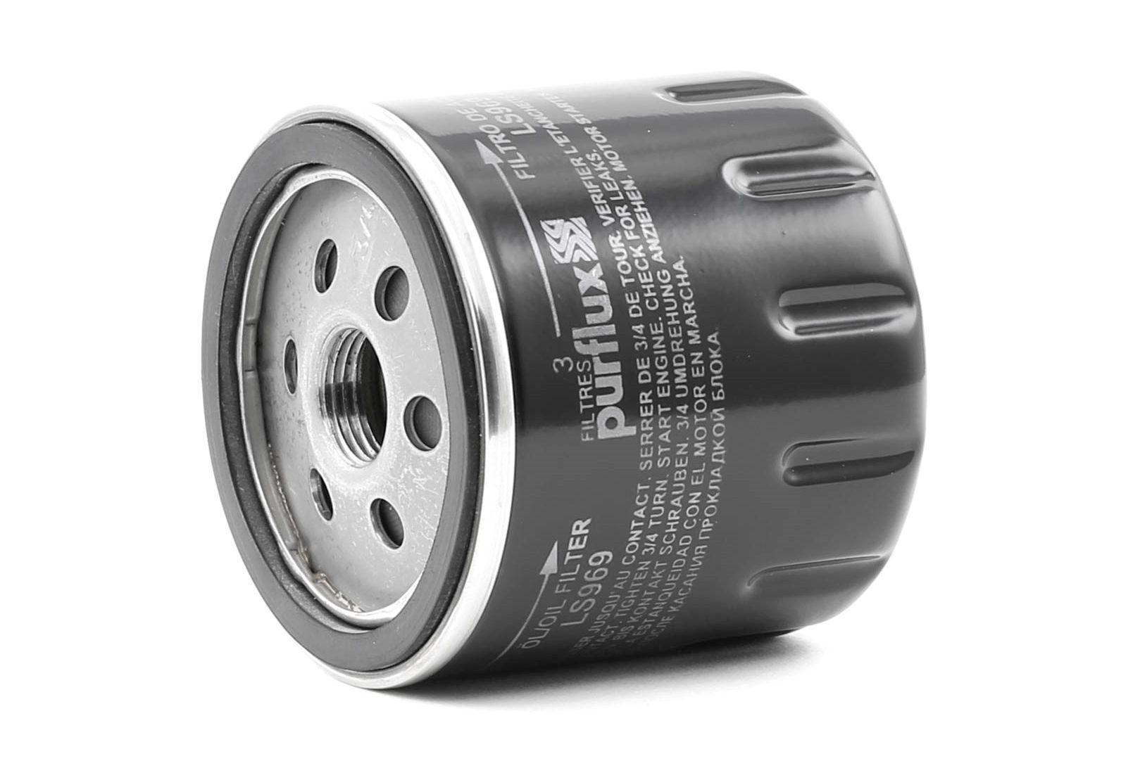 Achetez Filtre à huile PURFLUX LS969 (Ø: 78mm, Hauteur: 78mm) à un rapport qualité-prix exceptionnel