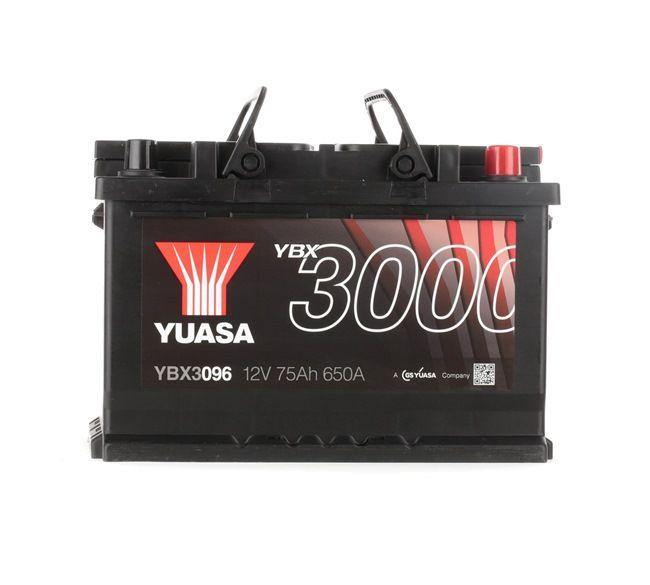Baterie YBX3096 Fabia I Combi (6Y5) 1.9 TDI 100 HP nabízíme originální díly