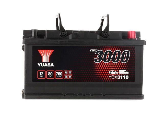 Batterie YBX3110 X-Type Limousine (X400) 2.0 D 130 PS Premium Autoteile-Angebot