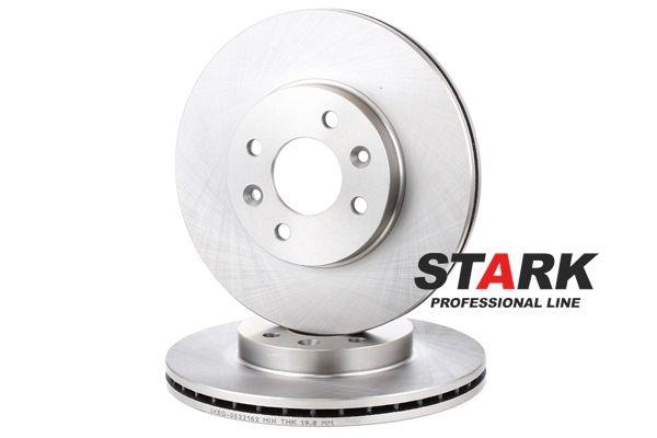Disco de travão SKBD-0022162 com uma excecional STARK relação preço-desempenho
