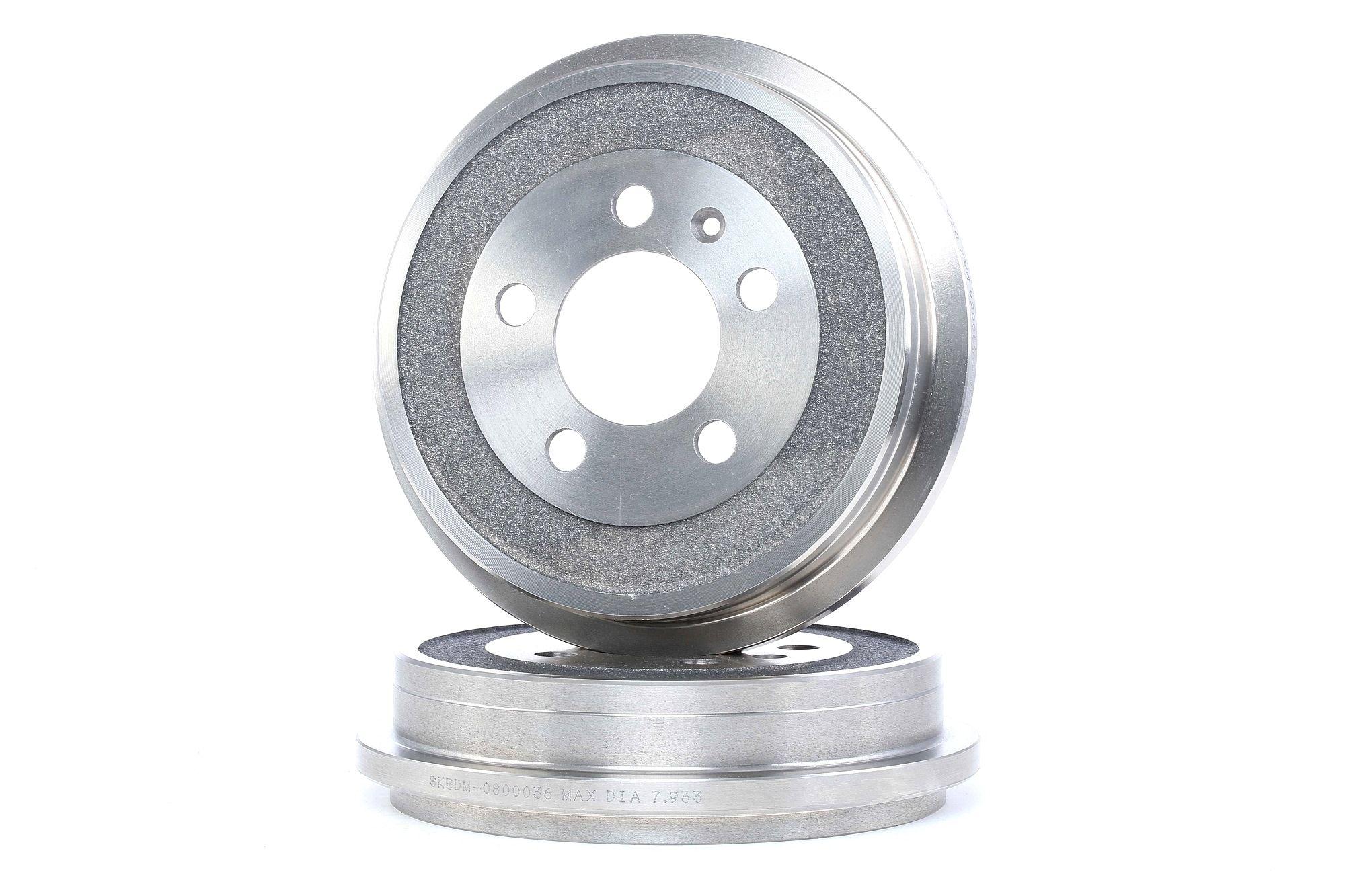 STARK: Original Bremstrommel SKBDM-0800036 (Trommel-Ø: 200mm)