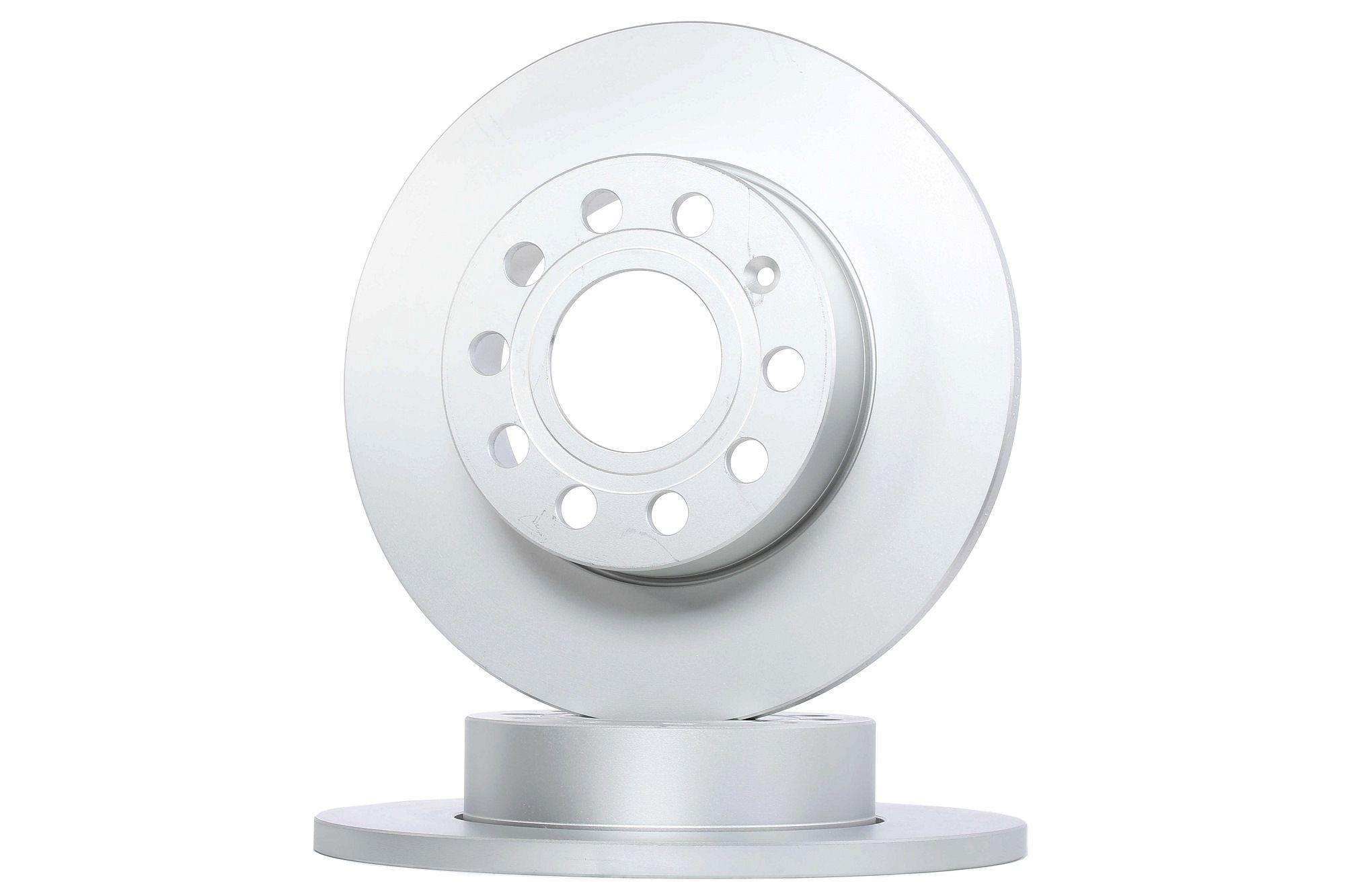 VW Disques de frein d'Origine 0 986 479 B78