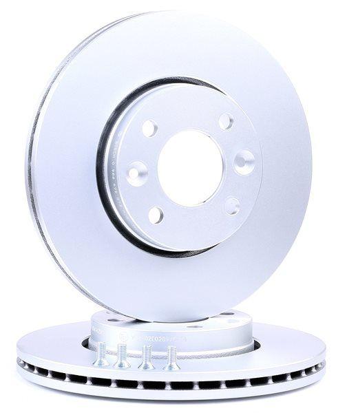 E190R02C02890174 BOSCH ventilado, interior ventilado, revestido, com parafusos Ø: 259,6mm, N.º de furos: 4, Espessura do disco de travão: 22mm Disco de travão 0 986 479 B73 comprar económica