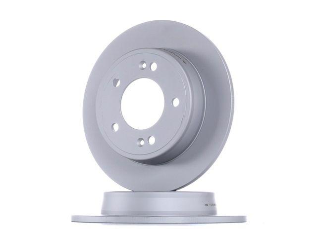 ATE: Original Bremsenteile 24.0110-0379.1 (Ø: 262,0mm, Lochanzahl: 5, Bremsscheibendicke: 10,0mm)