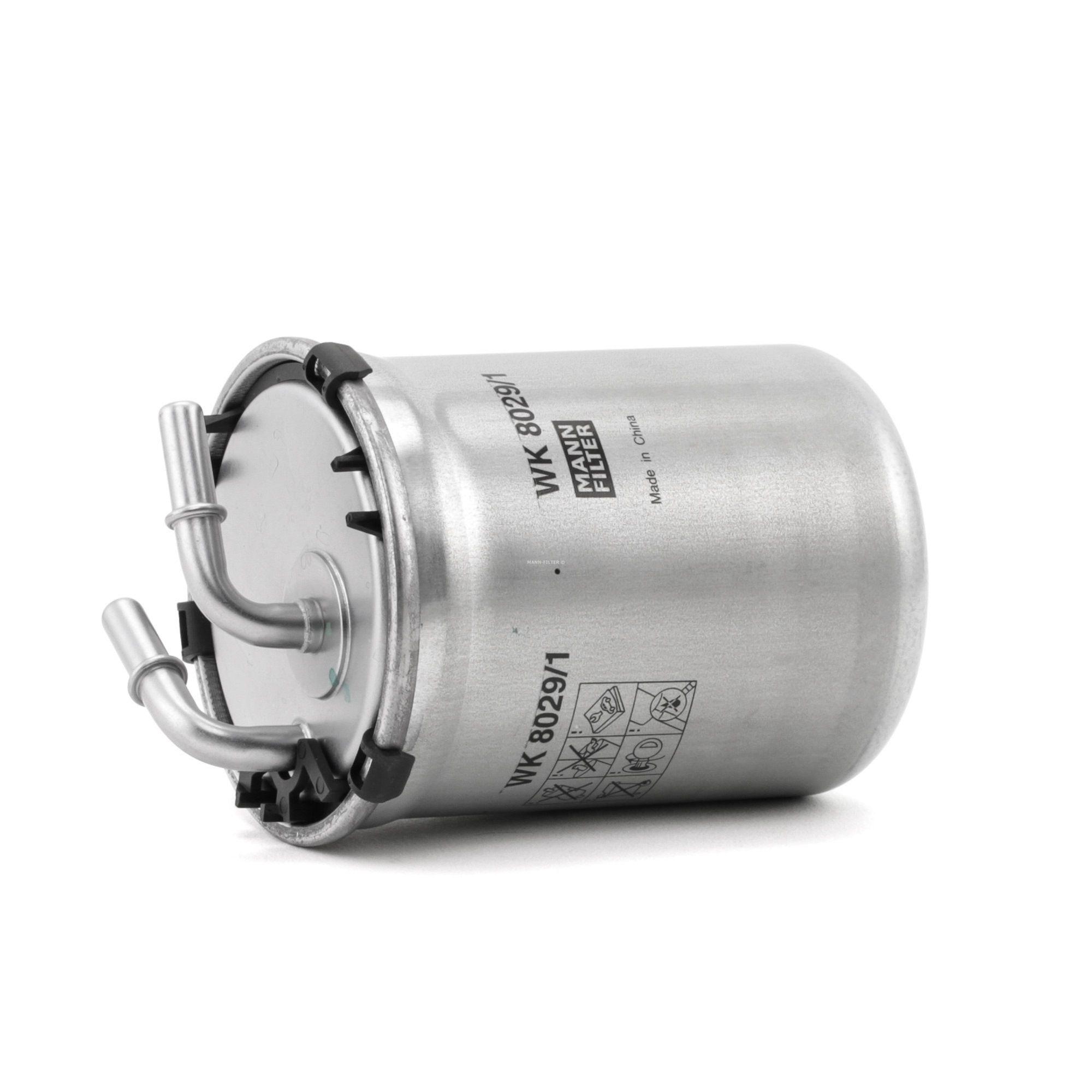 Palivový filtr WK 8029/1 s vynikajícím poměrem mezi cenou a MANN-FILTER kvalitou