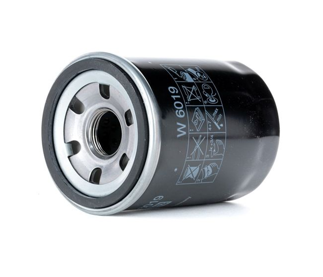 Oil Filter W 6019 — current discounts on top quality OE 15208AA160 spare parts