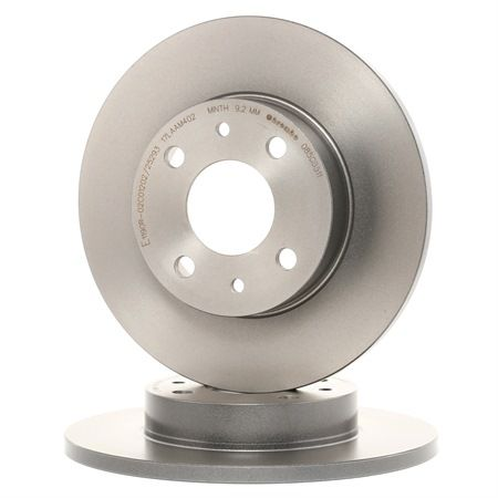 Brake Disc 08.5085.11 for ABARTH cheap prices - Shop Now!