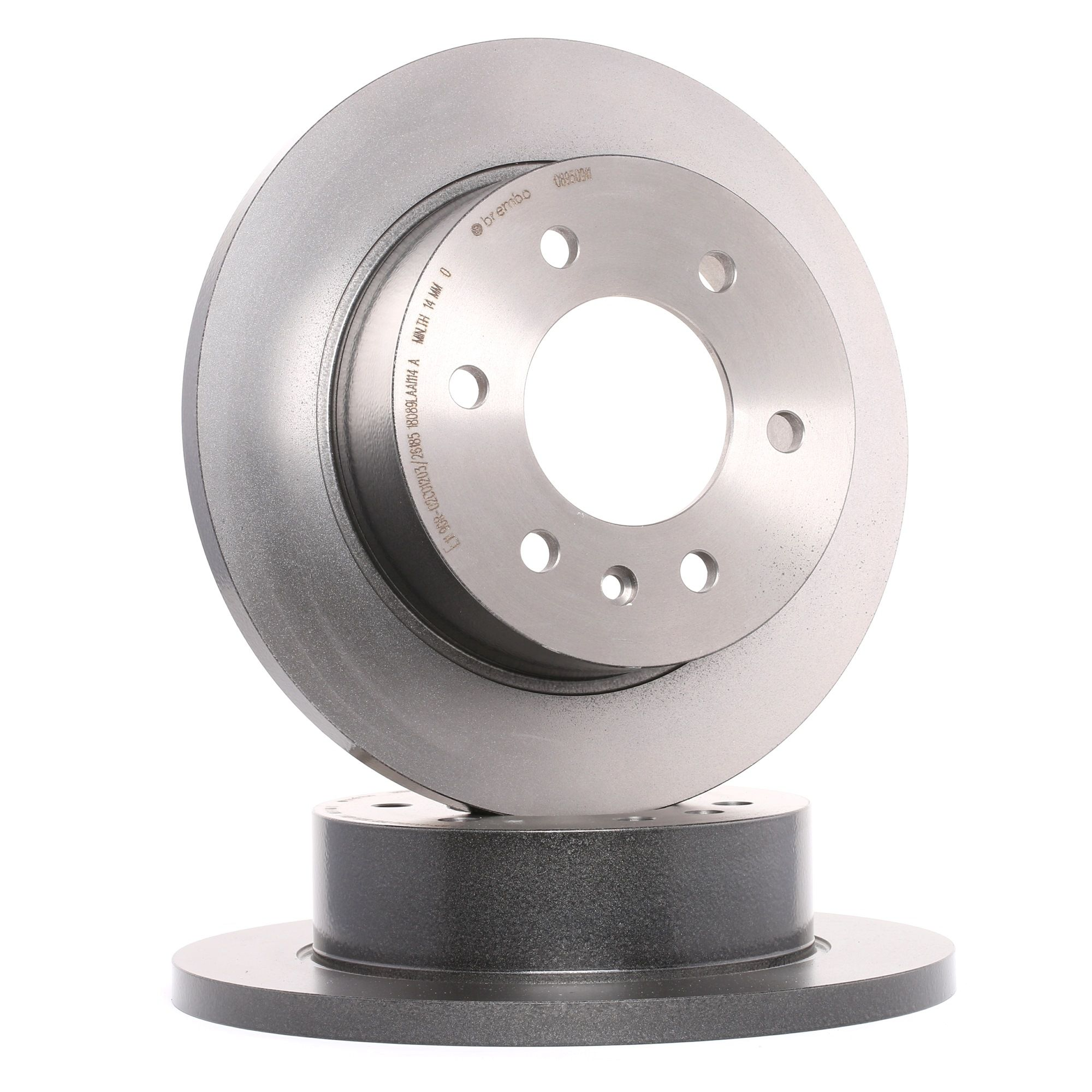Achetez Disque BREMBO 08.9509.11 (Ø: 298mm, Nbre de trous: 6, Épaisseur du disque de frein: 16mm) à un rapport qualité-prix exceptionnel