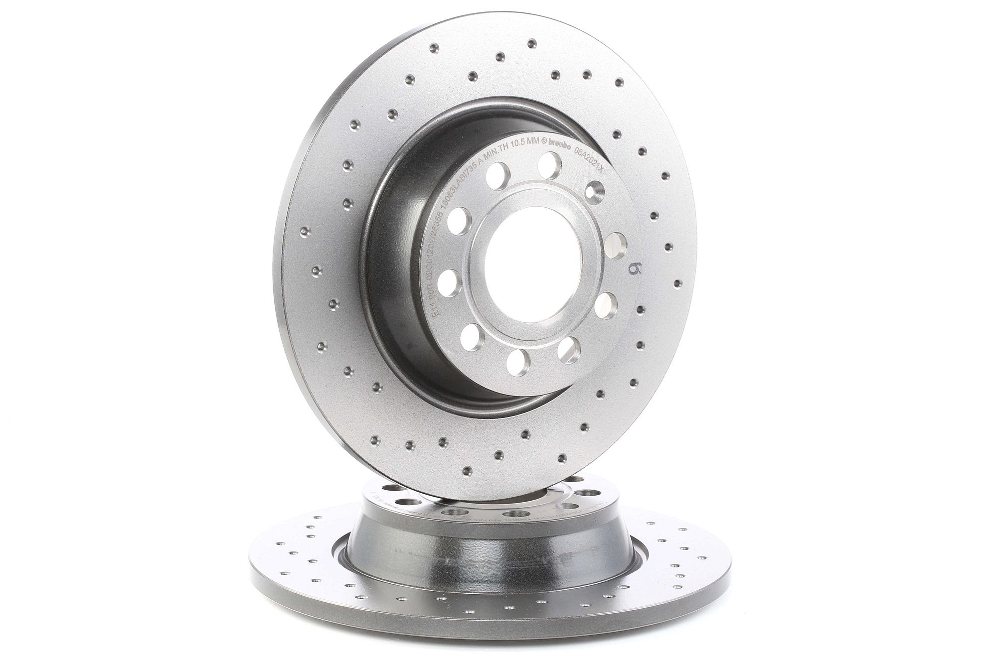 Buy original Brakes BREMBO 08.A202.1X