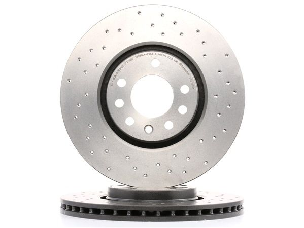 brake disc brembo brembo xtra line front axle 308mm. Black Bedroom Furniture Sets. Home Design Ideas